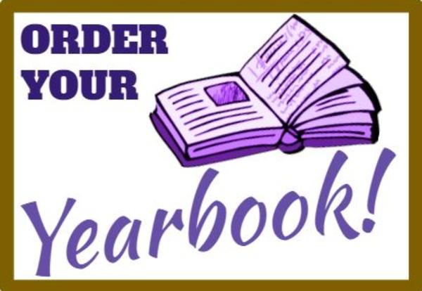 Order Yearbook Link